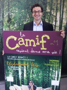 Relancement de la CAMIF