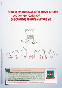 Publicité Maîf