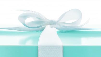 La couleur bleu symbole de la marque Tiffany