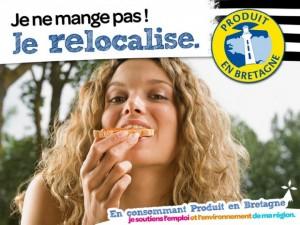 Affiche Produit en Bretagne