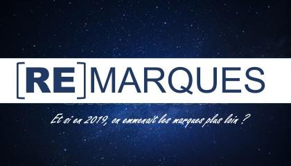 Marques et remarques pour 2019
